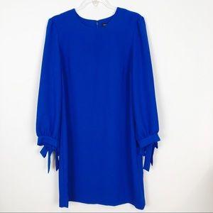 *NWT* BANANA REPUBLIC COBALT BLUE DRESS SZ 10